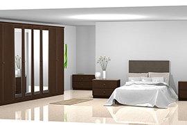 Bedroom Design #1