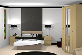 Bedroom Design #3
