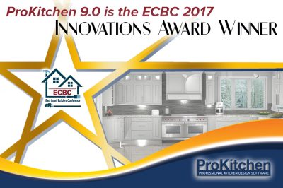 ProKitchen-Oculus is the 2017 ECBC Innovations Award Winner