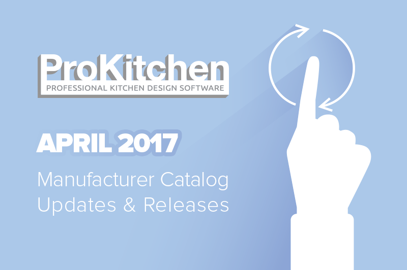 Catalog Updates Releases April 2017