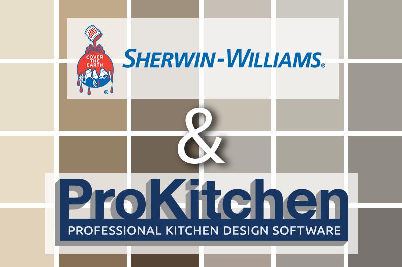 Sherwin williams prokitchen software prokitchen software - 20 20 kitchen cabinet design software ...