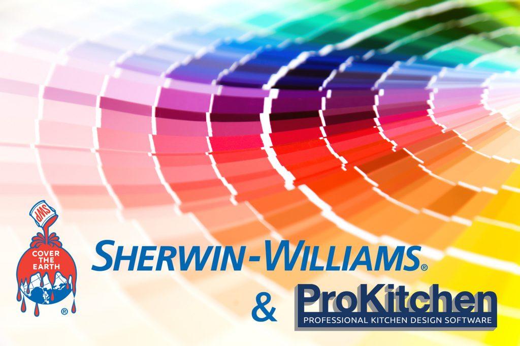 Sherwin Williams U0026 ProKitchen Software