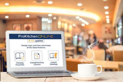 ProKitchen Online 8.1.6 Release
