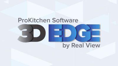 ProKitchen V10 Featuring 3D-Edge