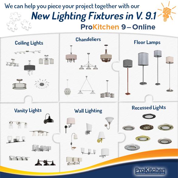 ProKitchen 9 - Online New Lighting Fixtures