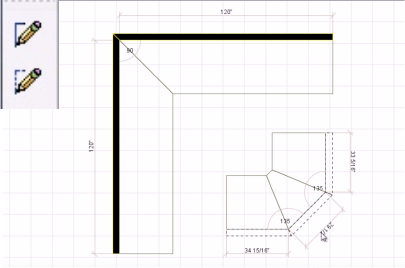 Sketch & Construction Line